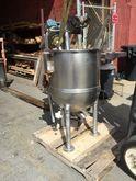 60 Gal Groen Stainless Steel Ke