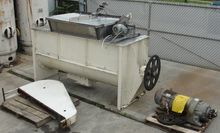 60 Cu Ft Ribbon Blender