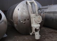 Used 3500 Gal Stainl