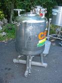 20 Gal Stainless Steel Pressure