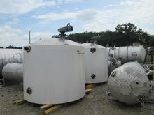 1250 Stainless Steel Tank 9096