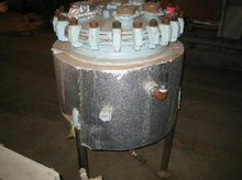 20 Gal Pfaudler Glass Lined Rea