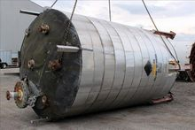 10000 Gal Alloy Fab Stainless S