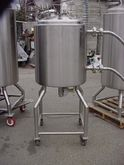 39 Gal 316L-SS Jacketed Sanitar