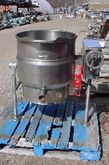 30 Gal Stainless Steel Kettle 1
