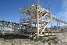 Dust Control Inc Conveyor