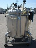 DCI Inc. 130 Gal Stainless Stee