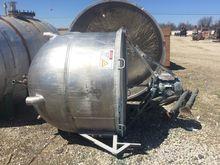 500 Gal Groen Stainless Steel K