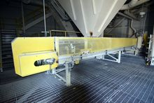"24""W x 28'L Trio Belt Conveyor"