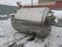 1575 Gal DCI Stainless Steel Re