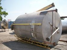 Used 6000 Gal Stainl