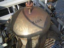 100 Gal Stainless Steel Pressur