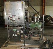 Westfalia Clarifier Centrifuge
