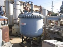 500 Gal Pfaudler Glass Lined Ta
