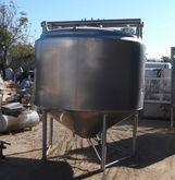 Used 1500 Gal Crepac