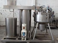 380 Liters Ross RVMS-100 Homoge