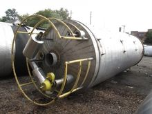 8000 Gal CENTRAL MFG Stainless