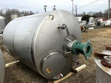 1700 Gal Walker Stainless Steel