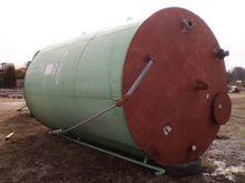 10000 Gal Carbon Steel Tank 962