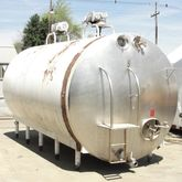 6000 Gal Dairy Craft Stainless