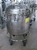 50 Gal Alloy Fab Stainless Stee