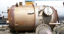 1800 Gal Stainless Steel Pressu