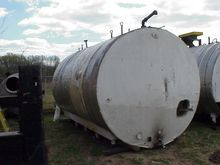6500 Gal Stainless Steel Tank 1