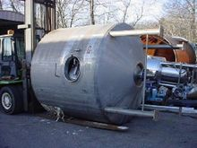 2000 Gal Feldmeier Jacketed 304