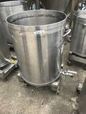 55 Gal Unknown Stainless Steel