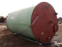 10000 Gal Carbon Steel Tank