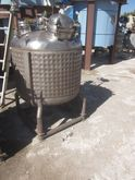115 Gal Precision Stainless, In