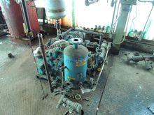 300 CFM Kinney KLRC-300-KFA Vac