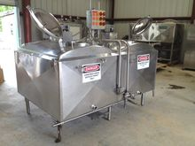 Used 300 Gal Cherry-