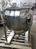 75 Gal Lee Stainless Steel Kett