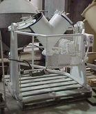 1 Cu Ft Stainless Steel V-Blend