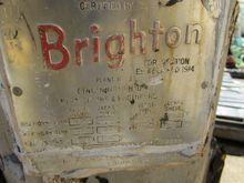 35 Gal Brighton Corp. Stainless