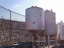2500 Gal Northland Stainless  S