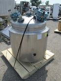 100 Gal Pfaudler Stainless Stee