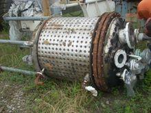 Used 120 Gal Stainle