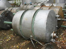 300 Gal Stainless Steel Tank
