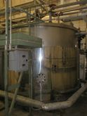 3500 Gal Stainless Steel Mix Ta