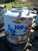 Pfaudler 100 Gal Glass Lined Re