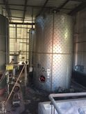8500 Gal Stainless Steel Tank