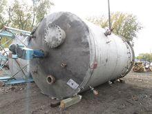 12000 Gal Stainless Steel Tank