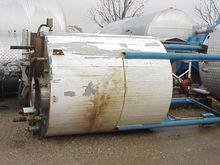 1440 Gal Stainless Steel Tank 5