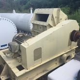40 HP Jeffery Hammer Mill NA