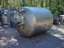700 Gal DCI Stainless Steel Tan