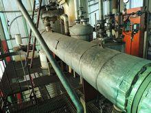 RAS Process Equipment 600 Sq Ft