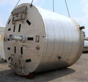 13000 Gal Nooter Stainless Stee