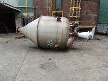 1000 Gal RAS Stainless Steel Ta